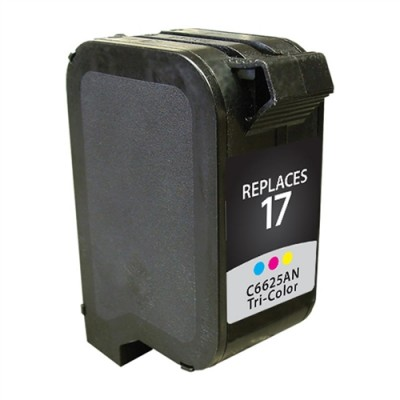 HP compatible inkjet cartridge HP 17 color C6625A