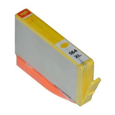 HP compatible inkjet cartridge HP 564XL yellow CB325WN high yield
