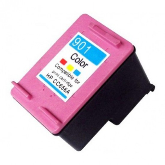 HP compatible inkjet cartridge HP 901XL color CC656AN