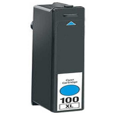 Lexmark compatible inkjet cartridge 100XL cyan