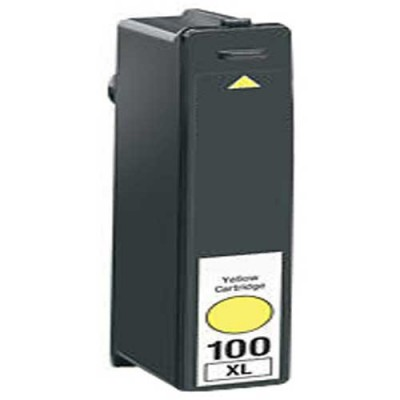 Lexmark compatible inkjet cartridge 100XL yellow