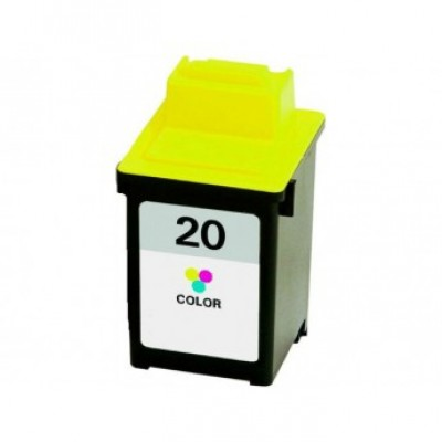 Lexmark compatible inkjet cartridge 20 color 15M0120