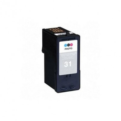 Lexmark compatible inkjet cartridge 31 photo color 18C0031