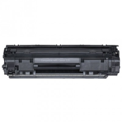 Compatible laser toner Canon 125 Black 3484B001AA