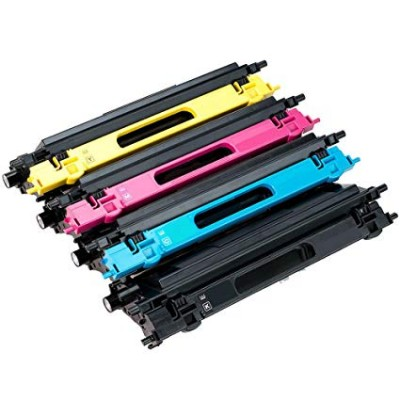 Kit Compatible Brother  toner TN115 Black and CMY