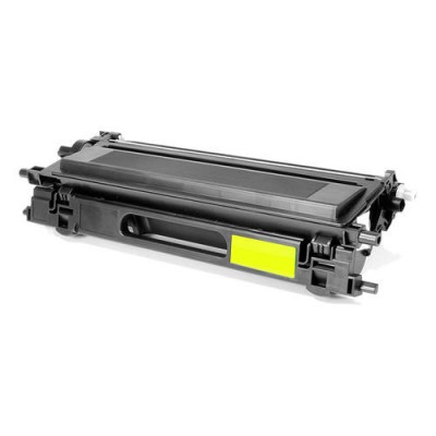 Compatible Brother laser toner TN115 Yellow high yield