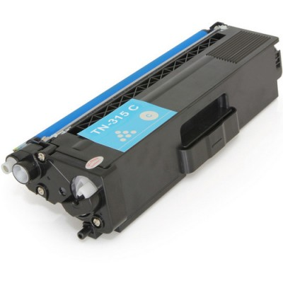 Cartouche laser Brother TN315 Cyan compatible