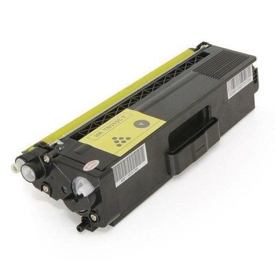 Cartouche laser Brother TN315 Jaune compatible