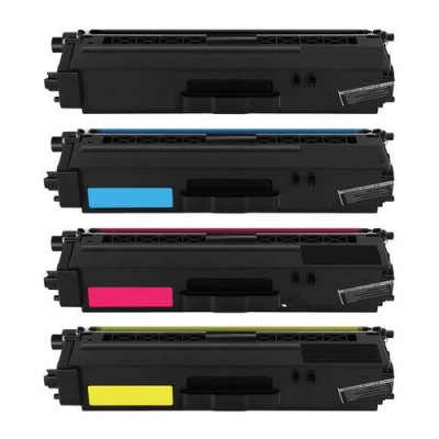 Kit Compatible Brother  toner TN336 Black and CMY
