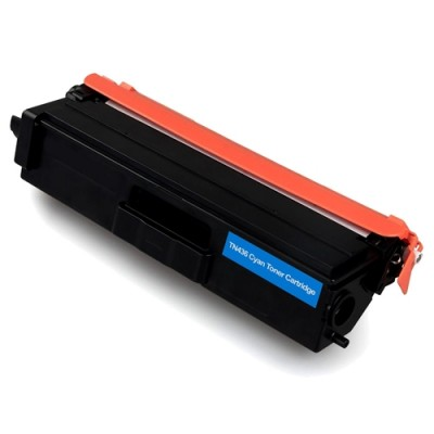 Compatible Brother laser toner TN436 Cyan extra high yield