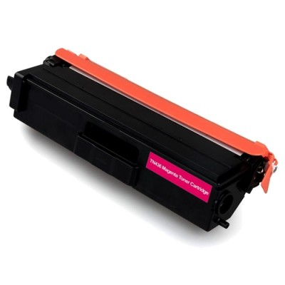 Compatible Brother laser toner TN436 Magenta extra high yield
