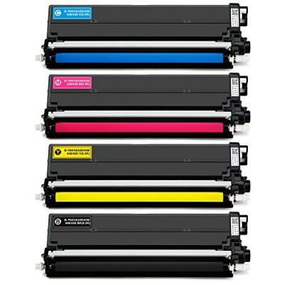 Kit Compatible Brother  toner TN436 Black and CMY