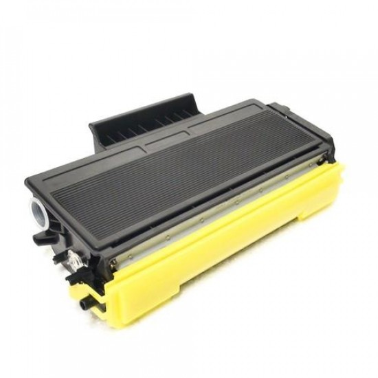 Compatible Brother black laser toner TN650 high yield